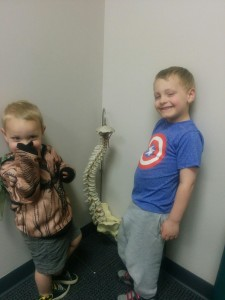 Chiropractic for children