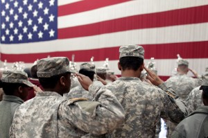 Chiropractic for our Military
